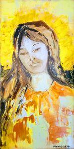 Yellow Madonna