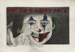 "Joaquin Pheonix's ""Joker"""