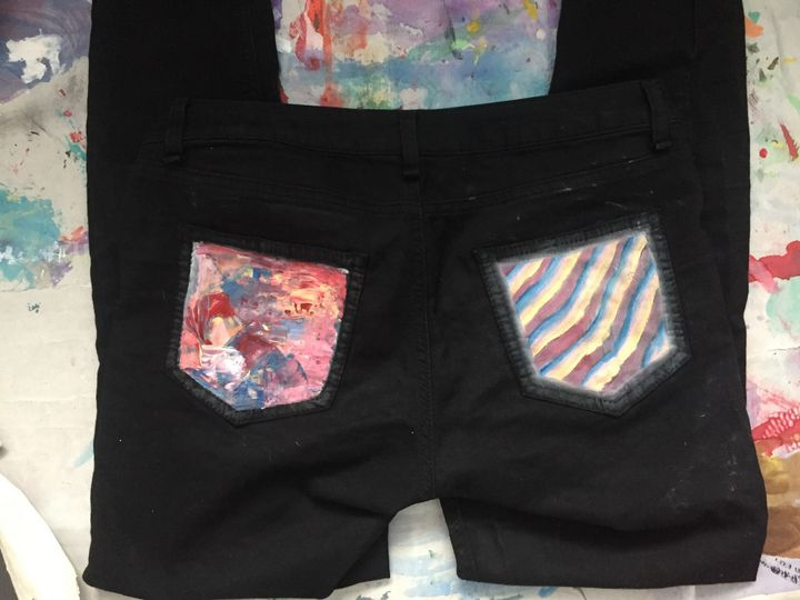 Pocket Painting - Arty Charlotte