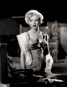 """Marilyn Monroe - """"Eternal Night"""""""