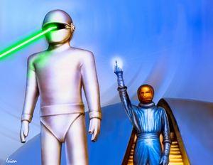 """Klaatu Returns"" - Fantasy Poster - Ision Fantasy Artworks"