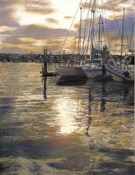 Hiolani II - Randy Sprout Fine Art