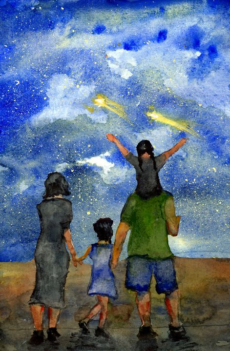Reaching For The Stars - Randy Sprout Fine Art
