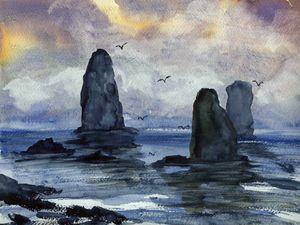 Cape Horn Overcast