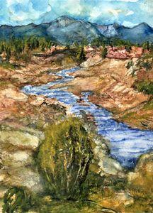 Eaton Canyon High Desert Creek