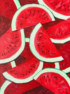 Watermelon freshness