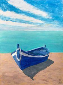 Silence of the sea - Luda Rakhmanova