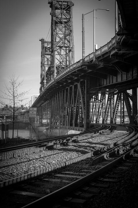 Bridge and Track - Joey A. Poynor