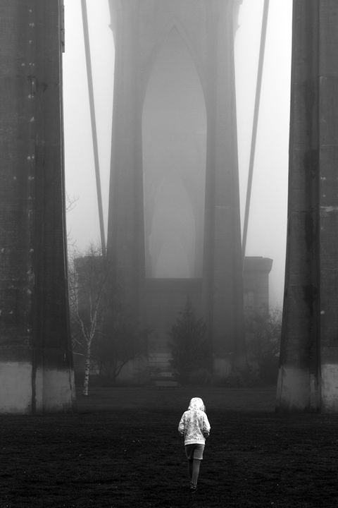 under the bridge - Joey A. Poynor