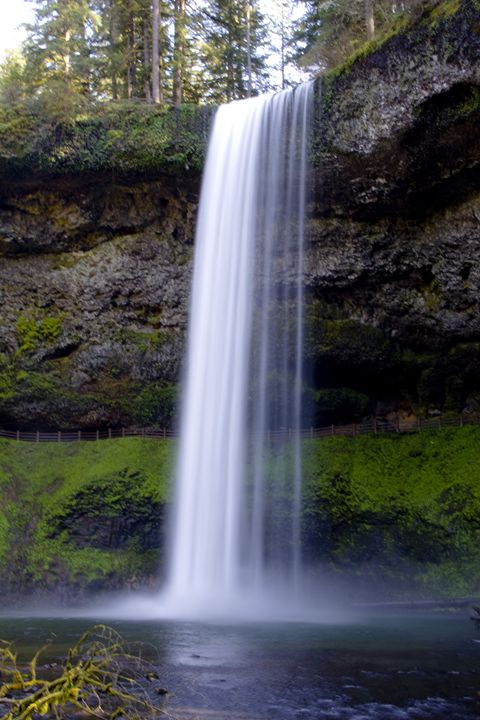 South Falls - Joey A. Poynor