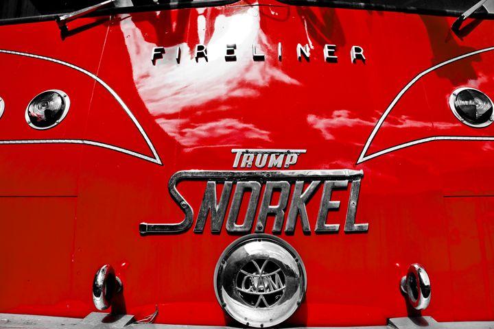 Trump Snorkel - Joey A. Poynor