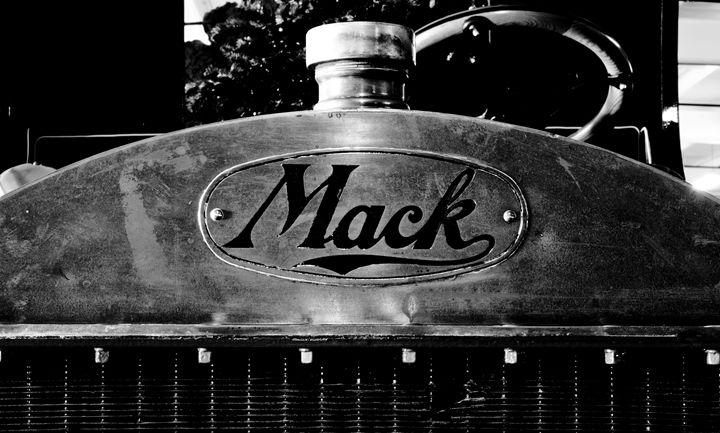 Mack - Joey A. Poynor