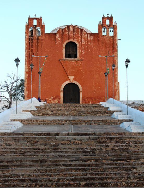 Church in Santa Elena - Joey A. Poynor
