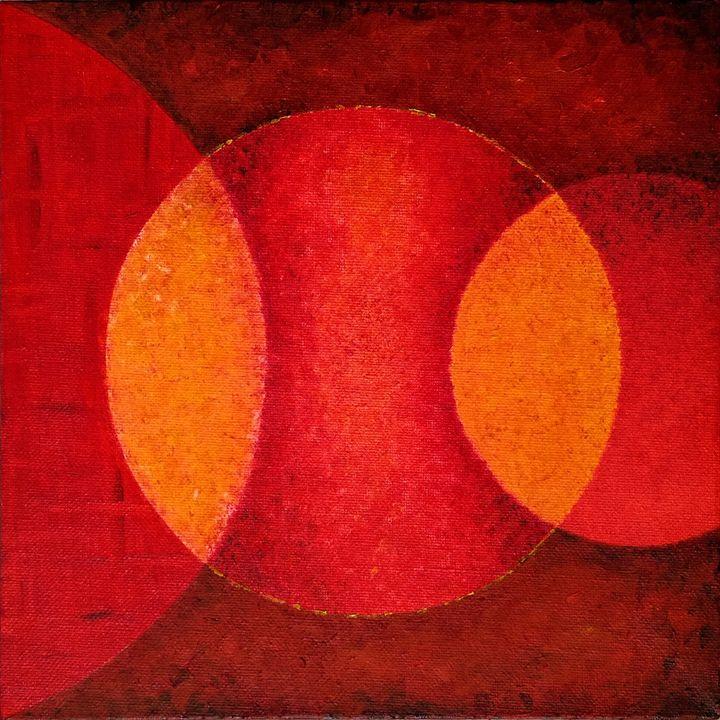 éclipse reuge trois - Stevies Art