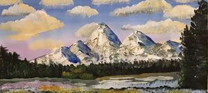 Mountains - Samantha Wilson