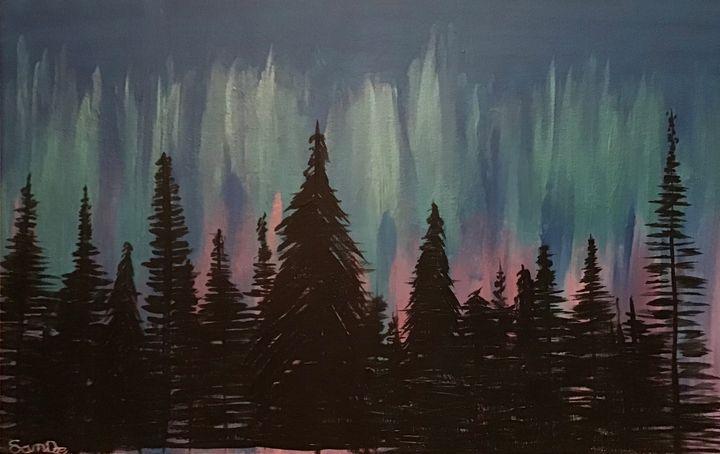 Northern Trees - Samantha Wilson