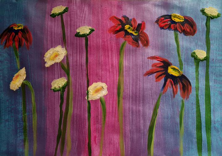 Stem Flowers - Samantha Wilson