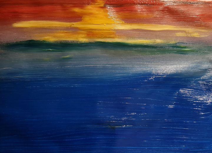 Contemporary Sea - Samantha Wilson