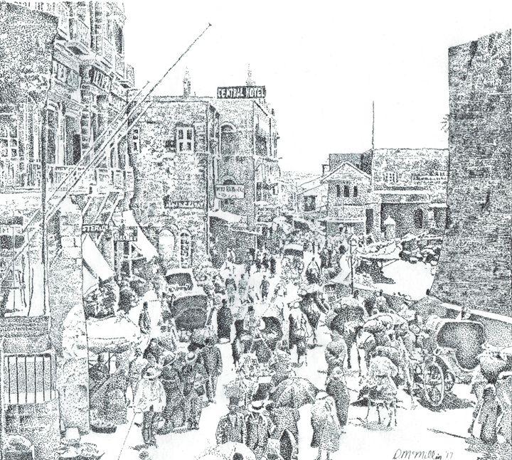 Old Jerusalem - David K. McMillin