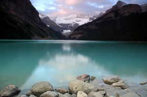 Lake Louise Sunrise Two