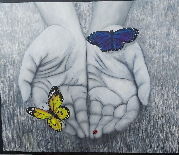 Butterflies - KSULL2019