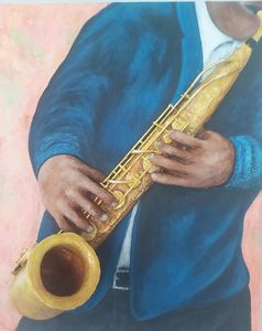 The sax player - KSULL2019