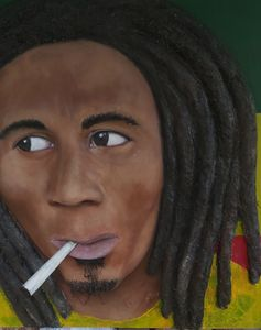 Bob Marley  3D
