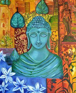 The Mystic Buddha
