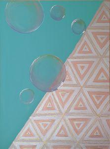 bubble pyramid