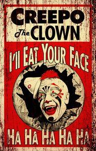 Creepo the Clown
