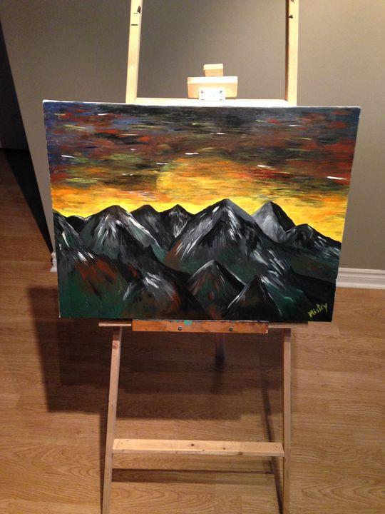 Banff - Mistry