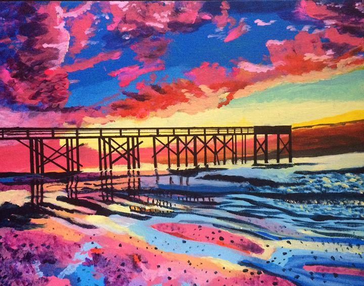Charleston Sunrise - Jameca Burdett