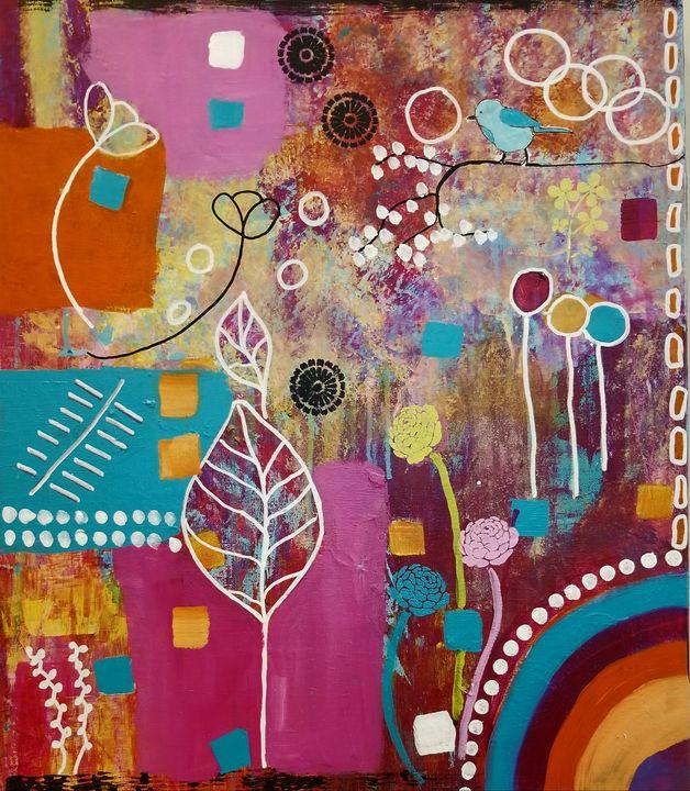 Whimsy - Deborah Cox Art