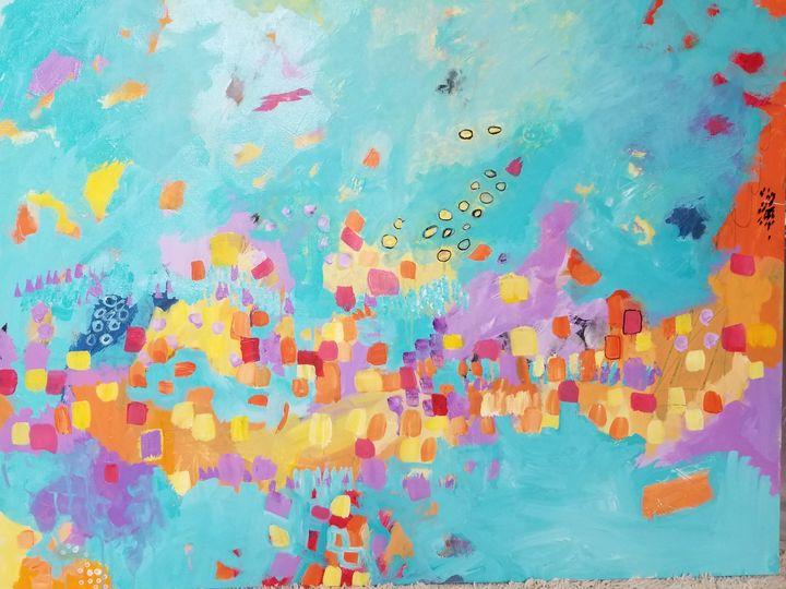 Rising Up - Deborah Cox Art