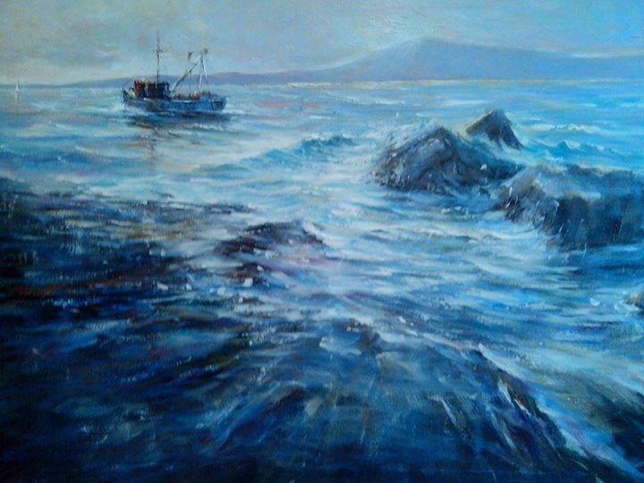 Adriatic sea - Davor Subotić