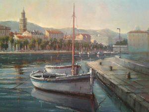 Boats, Split
