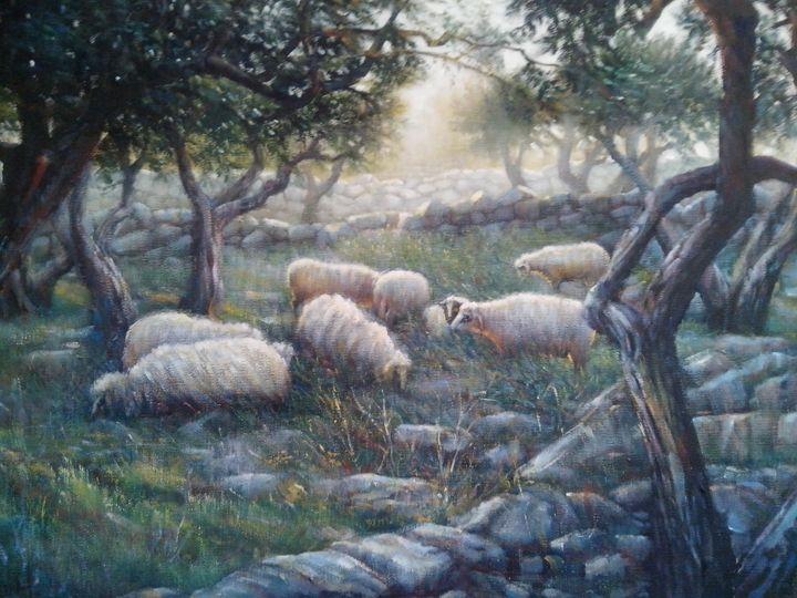 Sheep - Davor Subotić