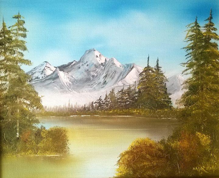 Mountain Air - The Art Workshop