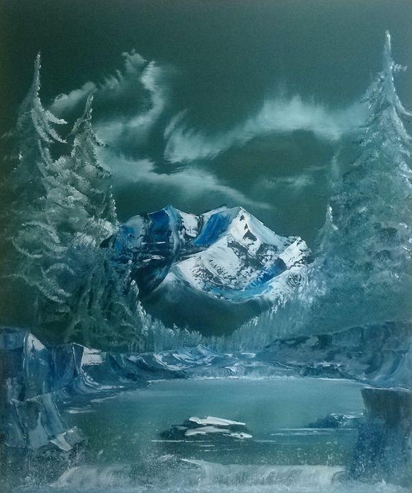 Northern Lights - The Art Workshop