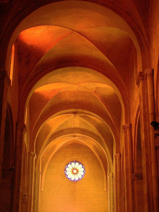vaulted ceilings - Rhoegue Gallery