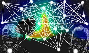 Sacred Child Web - Aurora
