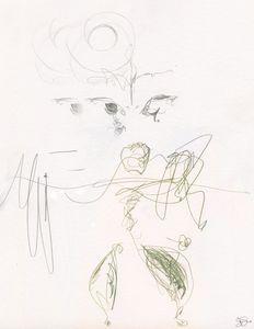 Smokin Grandma or Bird (Doodle)