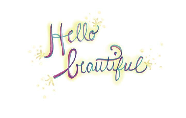 Hello Beautiful - Ximena