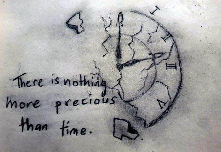 Precious time - BooBooDoodles
