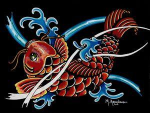Asian Koi