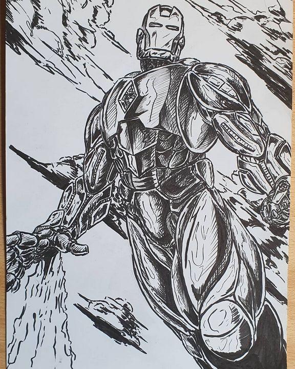 Iron-man - TKPrime