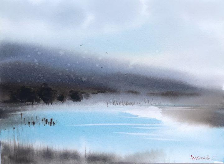 Lake nordic #3 - Eugenia Gorbacheva