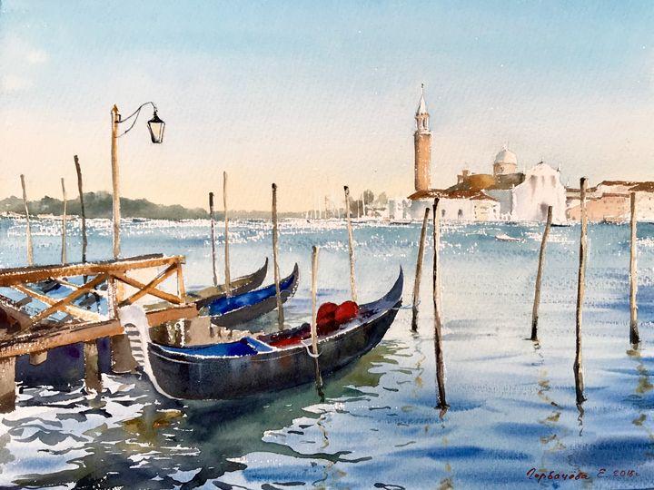 Venice - Eugenia Gorbacheva