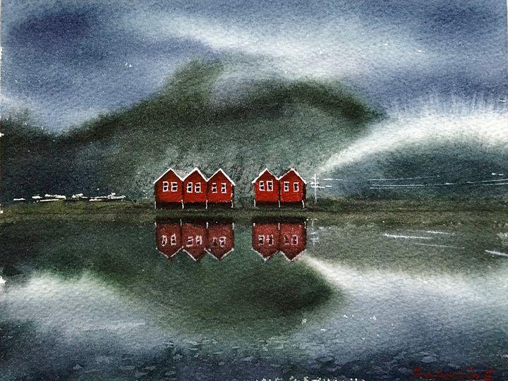 Norway - Eugenia Gorbacheva
