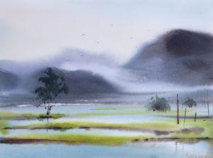 Asian landscape #2